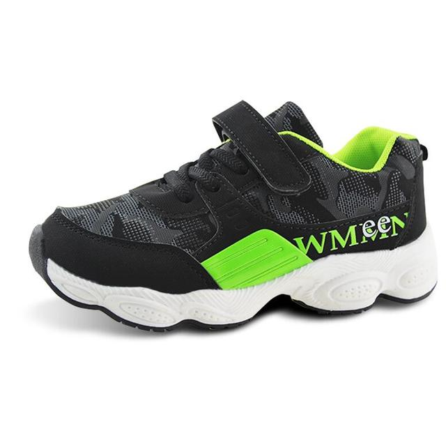 Kids Athletic Dad Shoes Boys Clunky