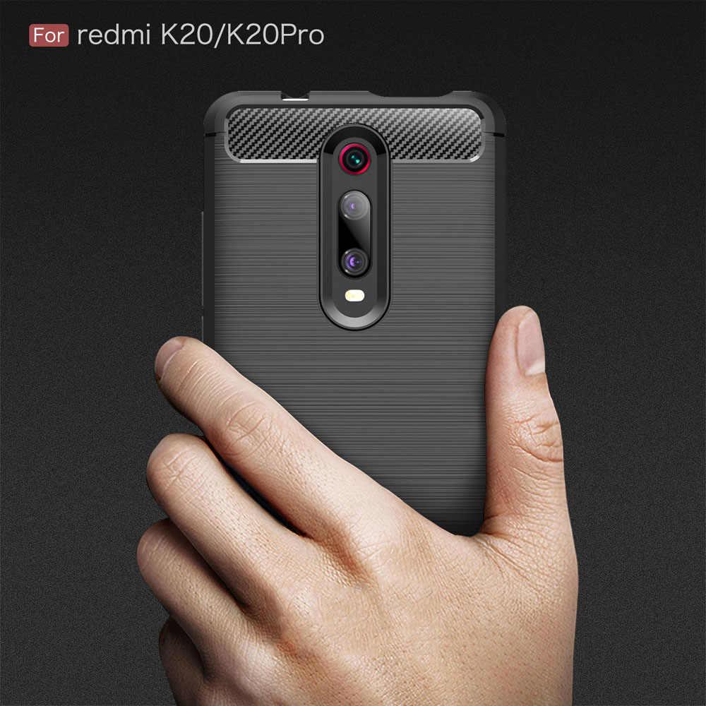 Sfor Xiaomi Mi 9 T Case untuk Xiaomi Mi 9 T Mi9T Redmi K20 K30 RedmiK20 RedmiK30 Mi9 T PRO ZOOM 5G Telepon Kembali Coque Cover Case