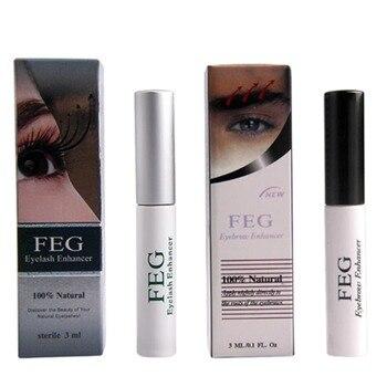 FEG Original Eyelash Growth Enhancer Natural Medicine Treatments lash eye lashes serum lengthening eyelash serum eyebrow growth