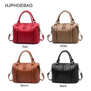 Image 5 - HJPHOEBAG Retrò borse delle nuove donne borse di marca di alta qualità delle signore di grande capacità singolo sacchetto di spalla per il tempo libero sac a main YC201
