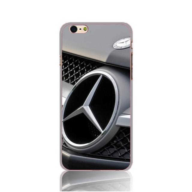 Benz Logo Phone Case For Samsung (9 Types)