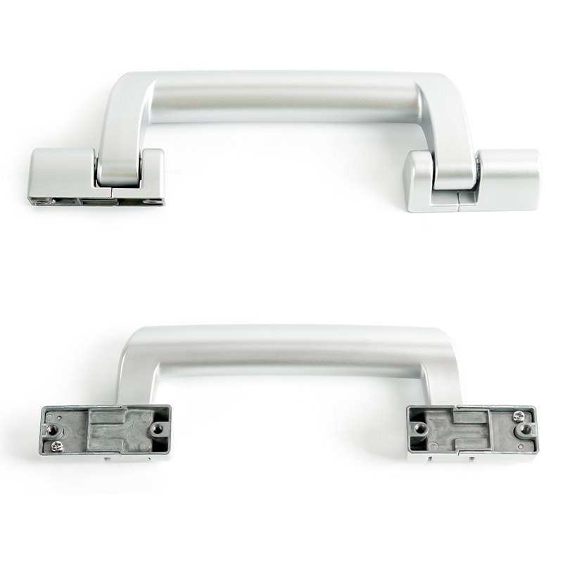 Replacement Metal Suitcase Handle,Repair Trolley Luggage Handle,Replacement Telescopic luggage parts handle B028#A