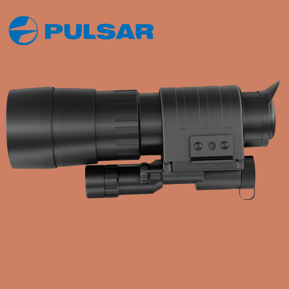 Hunting Optics Night Visions Pulsar Challenger GS Monoculars Nightvision Scope 2.7x50 #74096 send DHL Free shipping 3