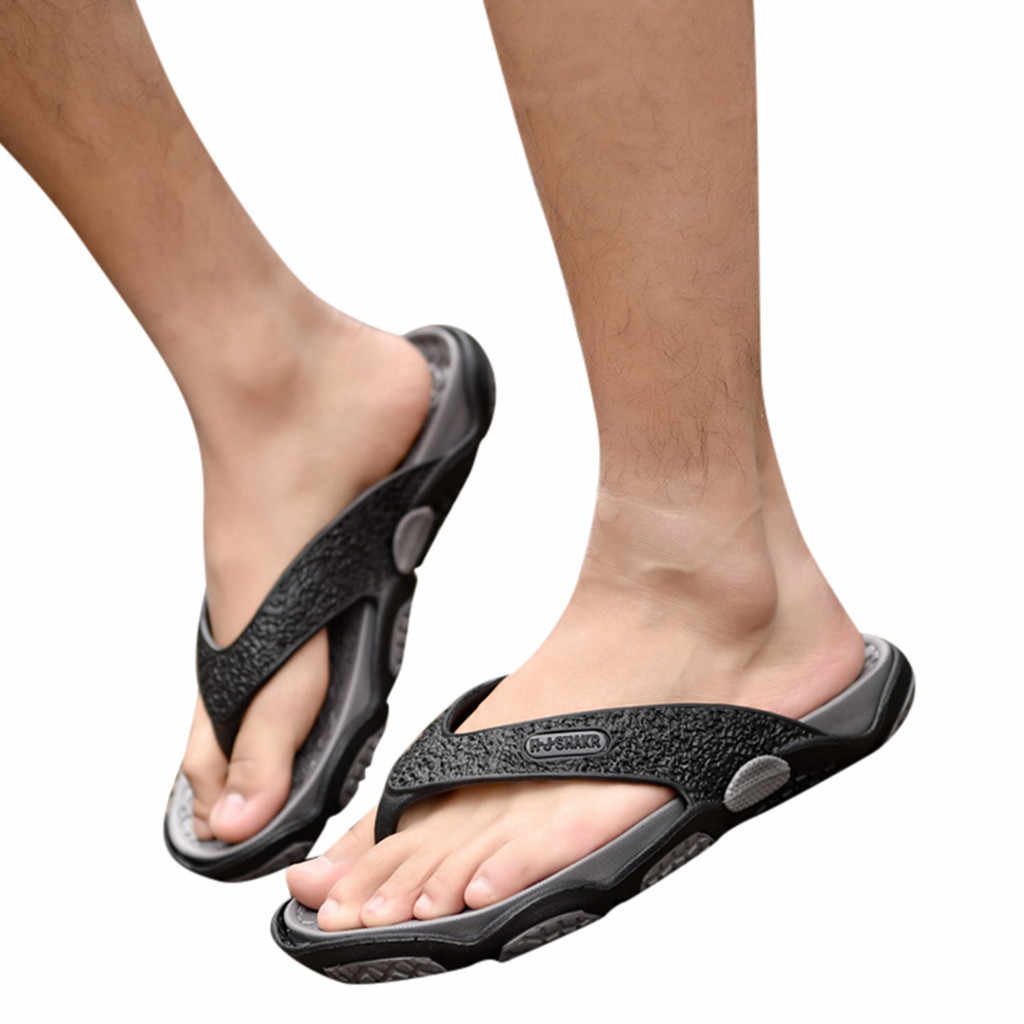 Detail Flip Feedback Summer Men's Open Toe Questions Flops About vNnw80m