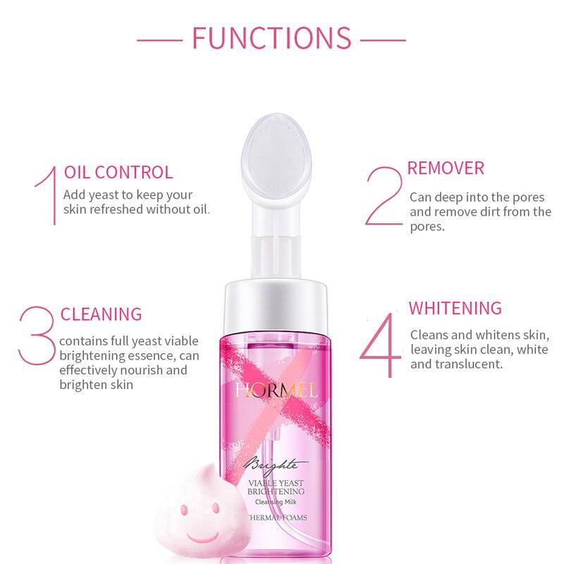 Espuma de Limpeza Limpeza Profunda Face Wash Cosméticos