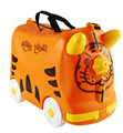 ZIRANYU New Organize Anime Travel Luggage Protective Covers For Trolley Case Child small car Variety Animal-shaped school bags