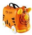 ZIRANYU Nueva Organizar Anime Cubiertas Protectoras Para Trolley de Equipaje de Viaje Niño pequeño coche Variedad de Animales en forma de mochilas escolares