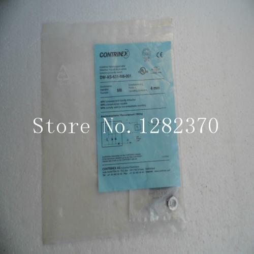 все цены на [SA] New original authentic special sales CONTRINEX sensor switch DW-AS-631-M8-001 spot --2PCS/LOT онлайн