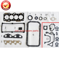 G4HG Motor Voll dichtung set kit für Hyundai SANTRO XING ATOS PRIME GETZ i10 Kia Picanto 1086cc 1.1L 20910 02B00 50260900 -