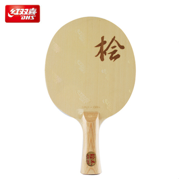 DHS Table tennis blade DI-HT HINOKI surface 7 ply pure wood Cypress ping pong racket bat paddle tenis de mesa sanwei f3 pro table tennis blade 5 wood 2 arylate carbon premium ayous surface off ping pong racket bat paddle tenis de mesa
