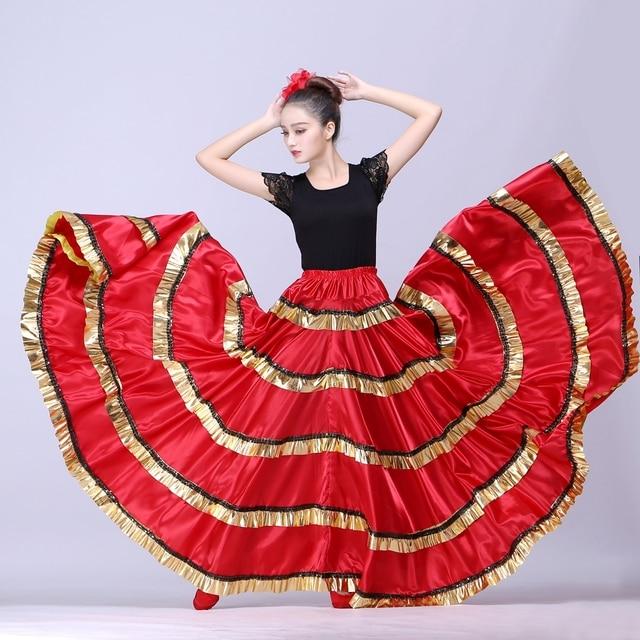 Flamenco Skirt Belly Dance Skirt Spanish Flamenco Skirt Spanish Clothing Women Spanish Dance Costumes  sc 1 st  AliExpress.com & Flamenco Skirt Belly Dance Skirt Spanish Flamenco Skirt Spanish ...