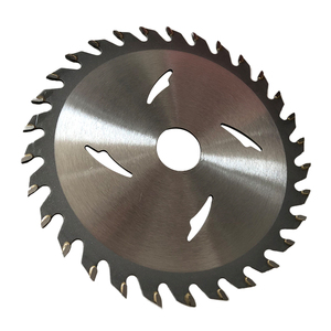 Image 2 - High 1PC 125/110mm*20mm 24T/30T/40T TCT Saw Blade Carbide Tipped Wood Cutting Disc for DIY&Decoration General Wood Cutting