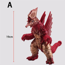 Anime Around Japanese Series Tailante Mora Sai Gang PVC Action Character Collection Model Childrens Toys