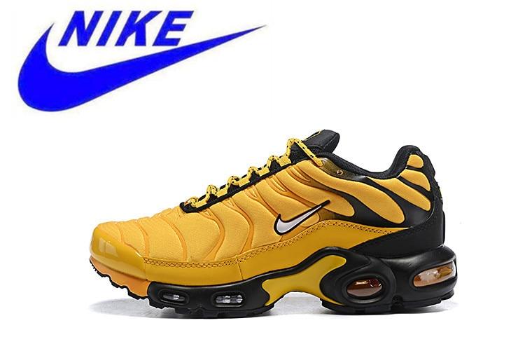 8874d27a71 US $81.04 49% OFF|Original Nike Air Max Plus Tn Ultra Men's Running Shoes,  Wear resistant Shock absorbing Breathable Non slip AV7940 700-in Running ...