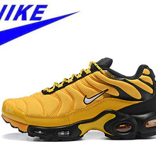 buy online 182a8 d7b0a Original Nike Air Max Plus Tn Ultra Men s Running Shoes, Wear-resistant  Shock-
