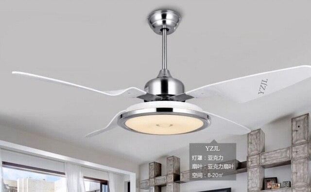 Slaapkamer Lamp Plafond : Plafond ventilator verlichting led slaapkamer ventilator licht