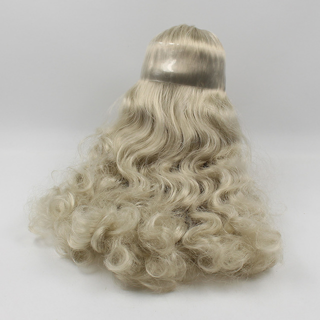 Neo Blythe Doll Scalp Dome Wigs
