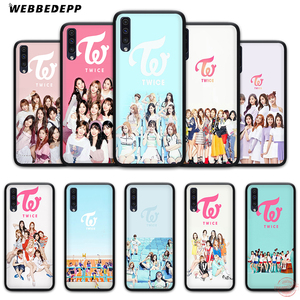 Мягкий чехол для телефона WEBBEDEPP Twice Mina Momo Kpop для Samsung A50s A40s A30s A20s A10s A60 A70 M10 M20 M30 M40