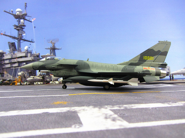 Aliexpress.com : Buy China Airforce J 10 aircraft model ...