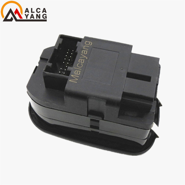 Electric Power Window Switch Master Button Control Windows Mirror Switch 6554.WA For Peugeot 206 2002-2013 2014 2015 2016