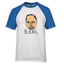 9552c306e4db01 Odd Future T Shirt Ofwgkta Wolf Gang Tyler Tees The Creator Earl Drawing  WhiteGray t shirt