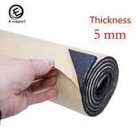 EE Support 2Roll 50X300CM Car Van Sound Proofing Deadening Insulation Thickness 5mm Closed Cell Foam Auto