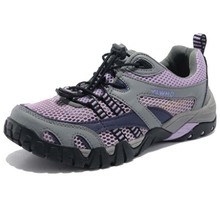 Women Hiking Shoes Breathable Mesh Sneakers Female Climbing Shoes Mountain Outdoor Shoes Athletic Trekking Hiking Boots YH1202