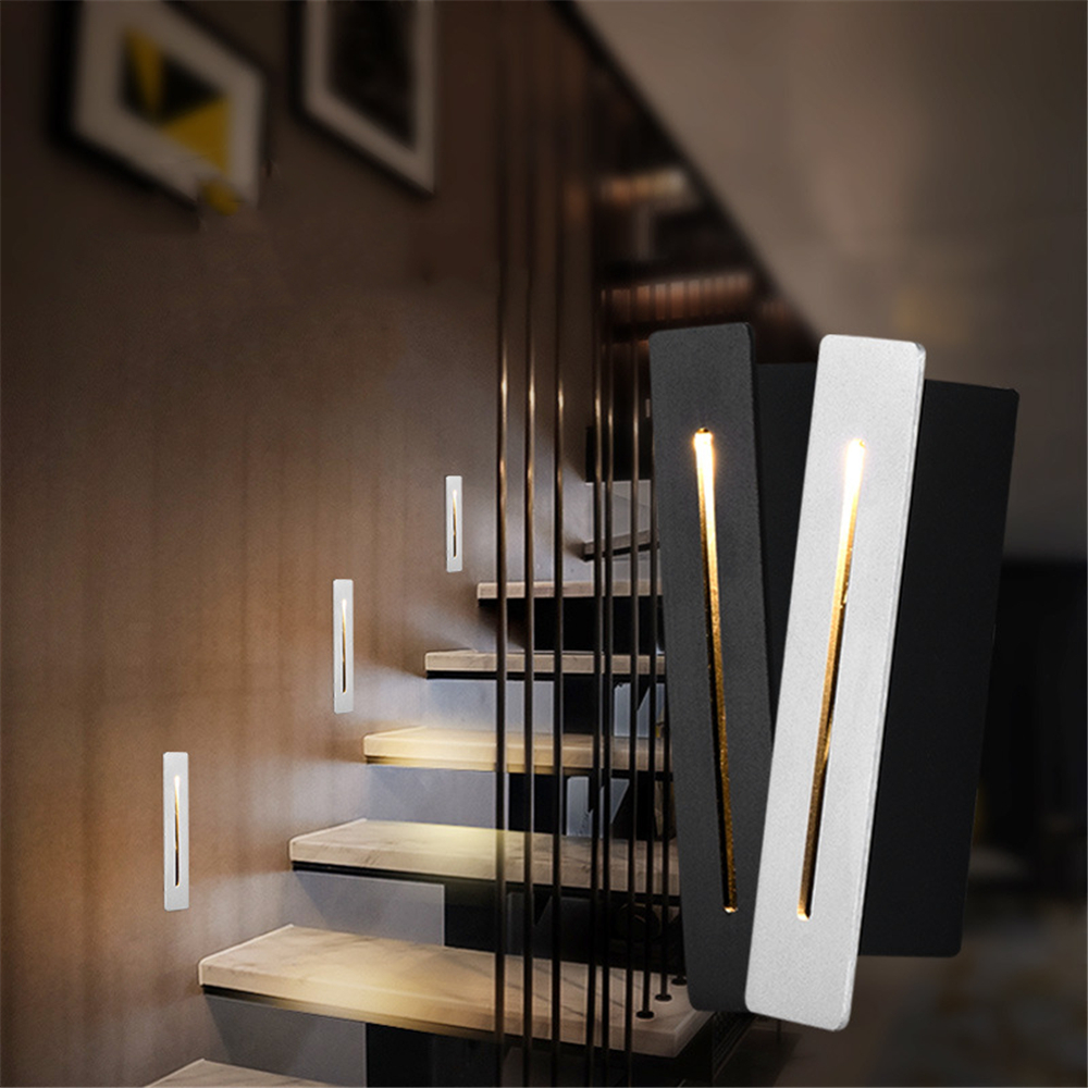 CREE outdoor wall led 3W stairs outdoor light led HOT led exterior corner lamp led stair light
