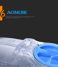 AONIJIE 1.5L 2.5L TPU Hydration Bladder