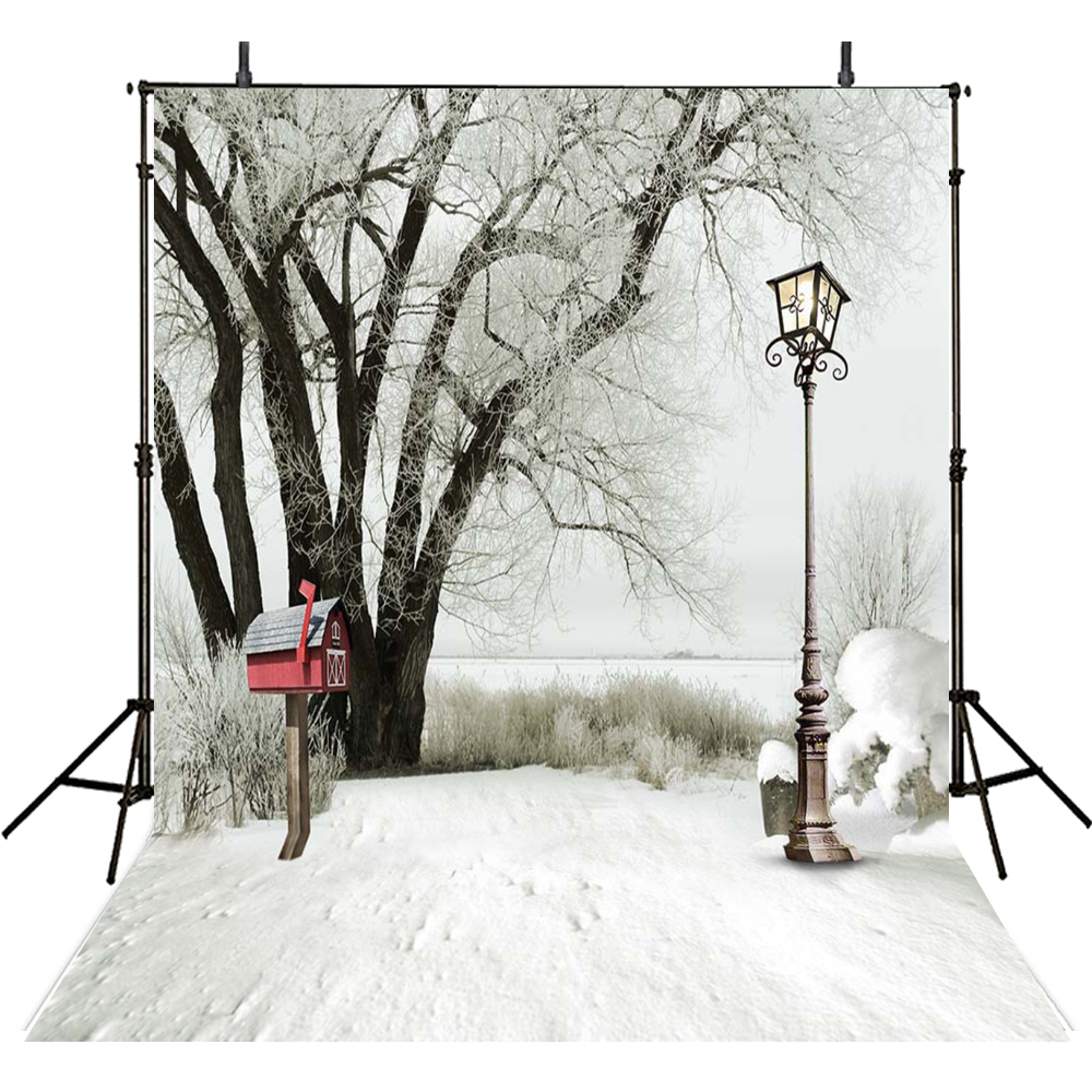Christmas Photography Backdrops Snow White Backdrop For Photography Forest Background For Photo Studio Foto Achtergrond retro background christmas photo props photography screen backdrops for children vinyl 7x5ft or 5x3ft christmas033