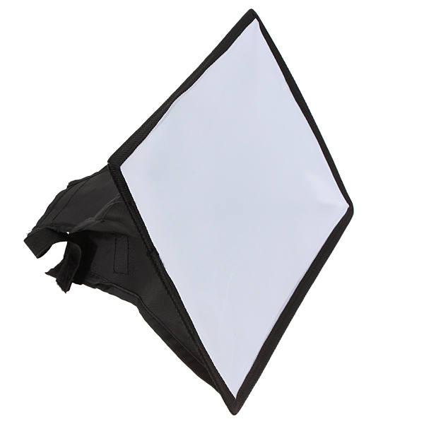 30x20cm Fotografický blesk Softbox difuzér pro Canon EOS 600EX 580EX / 430EX / 550EX / 540EZ / 420EX / 380EX Pro Nikon SB900 SpeedLight