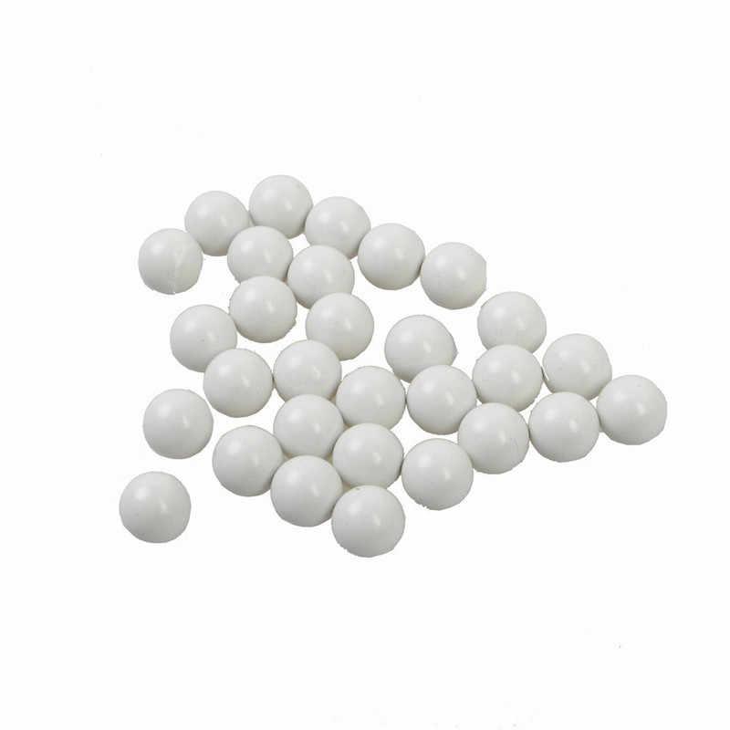 1000 Pcs Putaran Taktis Paintballs BB Strikeball Air Gun Latihan Menembak Plastik Portabel Outdoor CS Permainan Pertempuran Katapel