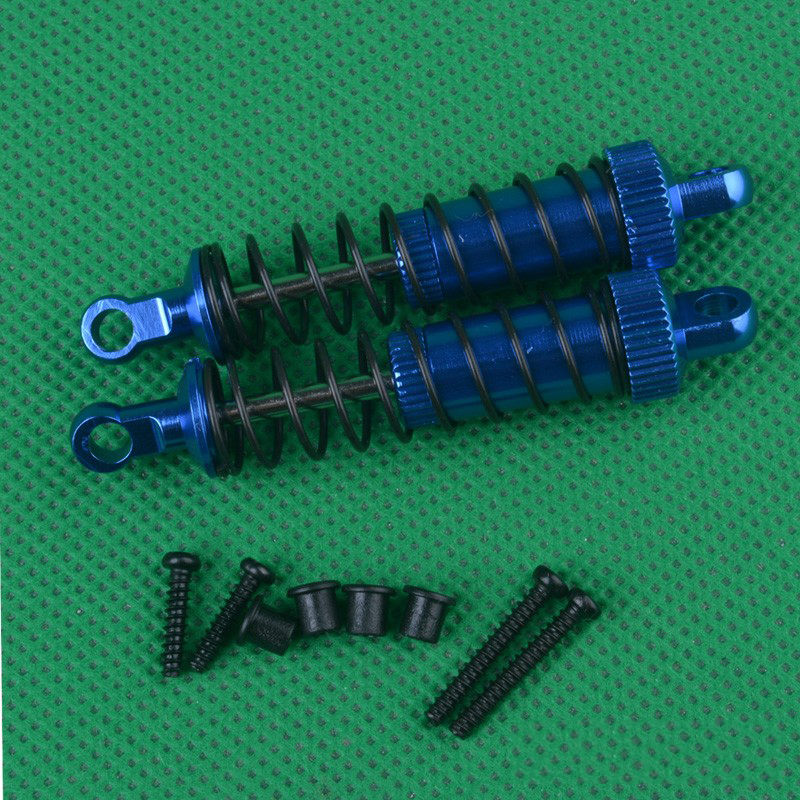 Image 5 - HBX 18859 18858 18857 18856 1/18 RC Car Spare Parts Metal Shock absorber-in Parts & Accessories from Toys & Hobbies
