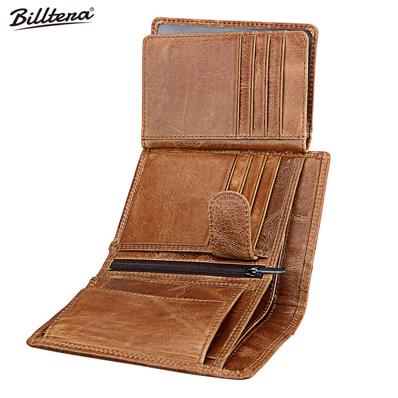 Billtera Direct Selling Short Men Wallets New The Wallet Male Money Genuine Leather No Zipper Slim Wallet Dollar Price Purses billtera direct selling short men wallets new the wallet male money genuine leather no zipper slim wallet dollar price purses