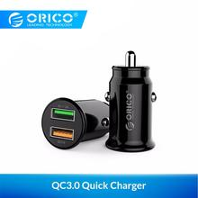 ORICO Car Charger Quick QC3.0 Fast Charging USB Adapter for Phone Tablet
