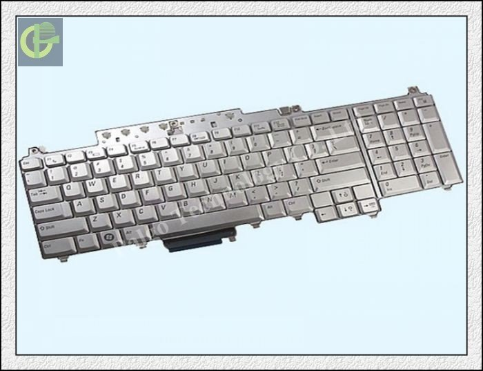 Keyboard for  Dell Inspiron 1720 1721 XPS M1720 M1721 M1730 Vostro 1700  with backlit laptop keyboard US version laptop keyboard for ms 171b er710 ex710 er710x 171c vr700 171f vr705 1721 gt735 1731 cx700 black dm danmark