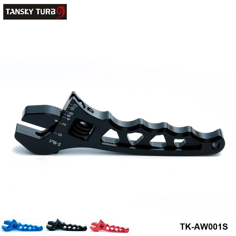Prix pour TANSKY-3AN-12AN Réglable UNE Clé Tuyau Raccord Outil En Aluminium Anodisé Clé TK-AW001S