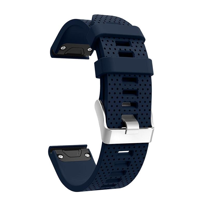 Hot-Silicagel-Soft-Band-Strap-Watchband-Bracelet-Wrist-Strap-for-Garmin-Fenix-5S-Watch-Replacement-Silicone