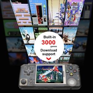 Image 5 - Przenośna konsola do gier 3.0 Cal konsola 16G ROM wbudowana obsługa 3000 + różnymi grami dla NEOGEO/GBC/FC/CP1/CP2/GB/GBA