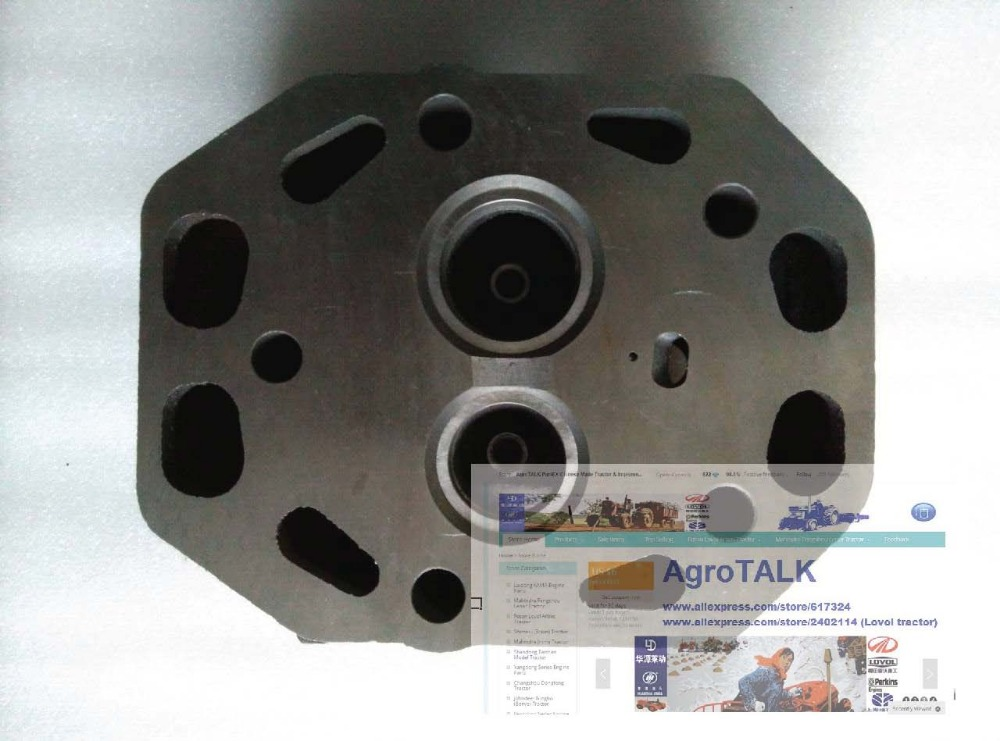 HB150 tractor parts,  the cylinder head for engine 1100 jiangdong engine parts for tractor the set of fuel pump repair kit for engine jd495