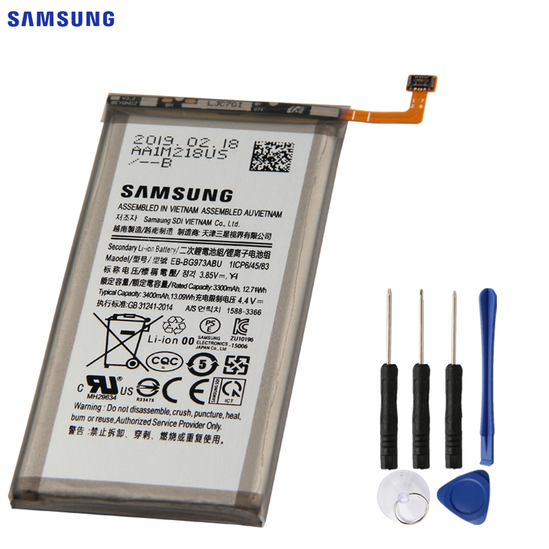 SAMSUNG Original Replacement Battery EB BG973ABU For Samsung