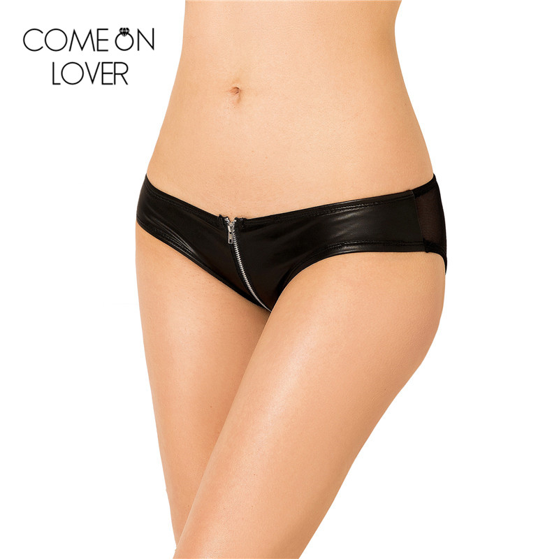 Best of Black Leather Panty