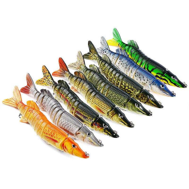 Deep sea bait 1PCS 212g/30cm Fishing Lures Lifelike Pike Lures Hard Fishing Bait Imitate the real fish sea bait