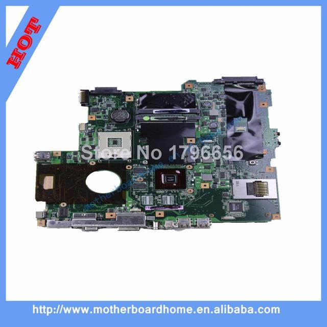 Placa madre del ordenador portátil para asus f3jm