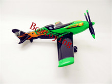 Pixar Planes No.13 Ripslinger Metal Diecast Toy Plane 1:55 Loose New In Stock & Free Shipping