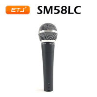 Professional Microphone SM 58 Vocal Karaoke Handheld Dynamic Wired Microphones Excellent Quality Version SM58LC