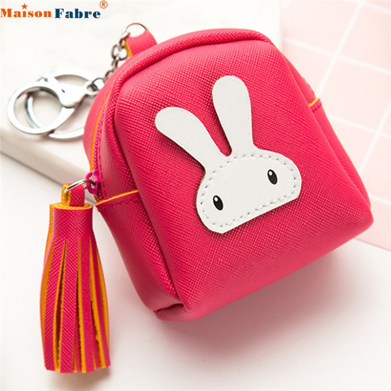 все цены на Women Girls Cute Fashion Snacks Coin Purse Wallet Bag Change Pouch Key Holder drop shipping 0724 онлайн