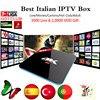 H96 Pro With Italian IPTV Super IPTV 1500 Europe Channels HotClub XXX Amlogic S912 3G 16G