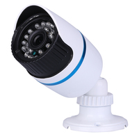 Hamrolte ONVIF IP Camera 1080P Wide Angle 2.8mm Lens Outdoor IP Camera Hi3516E 1920*1080@20fps Nightvision Home Security Camera