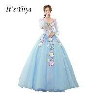 Darmowa Wysyłka Plus Rozmiar Suknie Ślubne Vestidos De Novia Fioletowy Jasnoniebieski Różowy Kości Słoniowej Balowe Suknie Aplikacje Bridal Sukienki MHL004